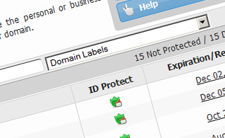 domain manager id protection
